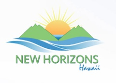 New Horizons Hawaii logo